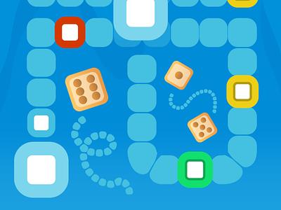 Board Game Design - Pattern Design Dice pattern design dice dices vector illustration board games board game art board game