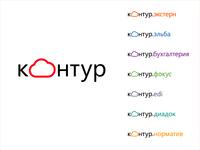 Logo for cloud services