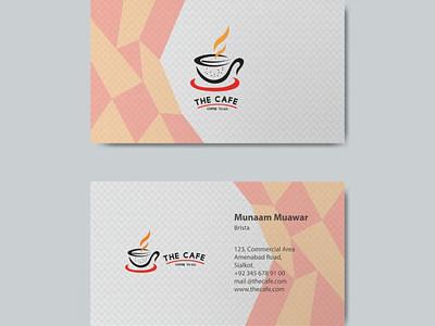 Business Card Design illustration social media design logodesign branding graphic design visiting card business card visiting card design business card design card design