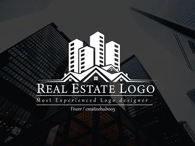 Real estate logo graphic design illustration branding logo realtor real estate logo minimalist logo design attractive logo logodesign graphicsdesign