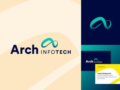 Arch InfoTech Branding