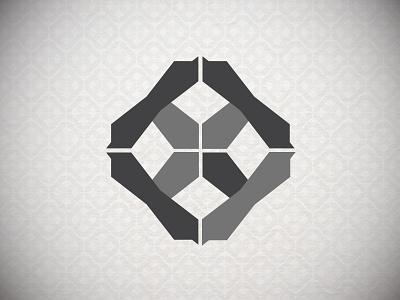 Abstract Geo Logo graphic design art direction adobe photoshop adobe illustrator logo branding brainstorming