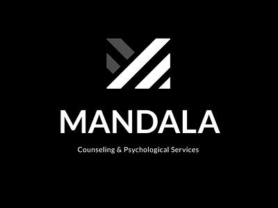 Mandala Logo Exploration 2 typography vector design illustration branding conceptual art direction adobe illustrator graphic design logo