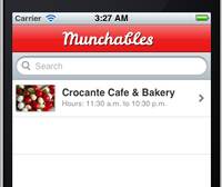 Munchables for iPhone