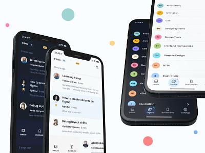 Mabel / Mobile App frontend design ux ui mobile design mobile ui android ios mobile app mobile app
