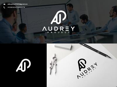 AP Initial Logo typography vector illustration branding icon graphic design design ux ui logo
