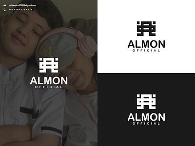 AO Initial Logo typography brand simple logomaker flatdesign logomark logodesign monogramlogo ux ui design graphic design branding icon logo