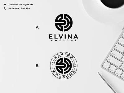 EA Initial Logo logoplace logogrid logoideas logobrand logoconcept logoroom thirtylogos logoprofesional logoinspire branding icon ux ui design graphic design logo