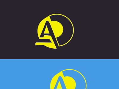 MONOGRAM LOGO icon typography vector illustration logo design branding