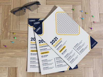 Corporate Business Flyer annual report proposal a4 indesign catalog professional flyer real estate flyer party flyer club flyer flyer design logo illustration design booklet advertisement leaflet flyer template flyer artwork corporate flyer brochure