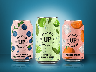 Packaging design 2 packagingdesign package packaging mockup packaging packaging design can packaging fruity drink can label design fruity can design identity design illustration branding