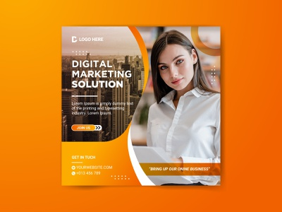 Digital Marketing  Social Media Post Design ads banner ads design design for sale markting social media templates social media banner post design banner ads banner instagram ads facebook ads facebook banner instagram template instagram post post template digital marketing marketing