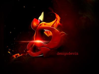 DesignDevils splash intro