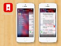 Wunderlist for iOS7 V2