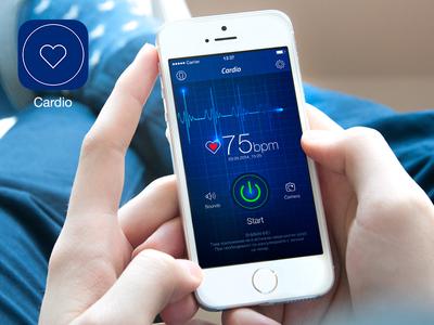 Cardio - your healthy app