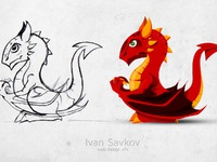 Dragon preview