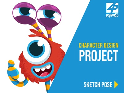 Vector Character Design