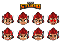 Character design - CO6 Studio