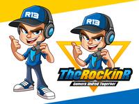 Character design - TheRockinR