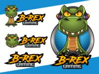 Character design - B-Rex Gaming