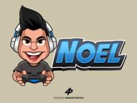 Mascot design - Noel
