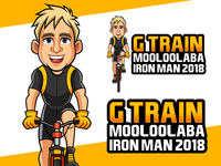 G Train Mooloolaba Ironman 2018