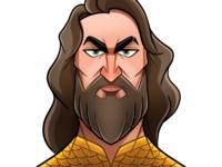 Headshot series - Aquaman