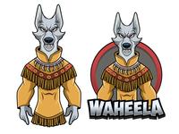 Waheela - Character design