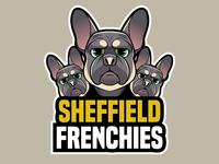 Mascot design - Sheffield Frenchies