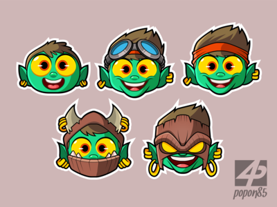 Latest Project - Emotes