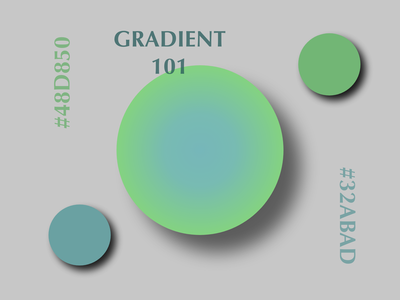 Gradient 101 ui ux vector logo icon branding typography graphic design illustration design