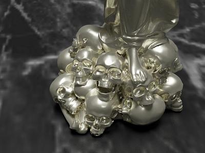 Skulls blender render blender 3d 3d modeling 3d art blender 3d