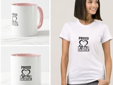 Proud Nurse Gift ideas t-shirt mug hospital lovenurses nurses proud nursing nurse