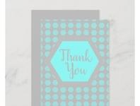 Flat Thank You Card zazzle thanks flat card thank you card