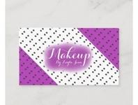 Business Card zazzle card design makeup cards business card business