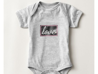 Love one-piece baby shower girls babies zazzle baby girl baby babies