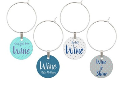 Wine glass charms zazzle charms wine glass wine