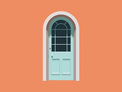 Door cubhaus negativebear front door door