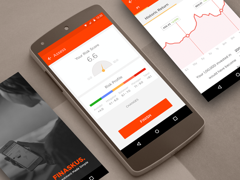 Finance app for better investment playstore google wealth smart android ask app finance