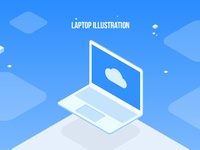 Laptop large