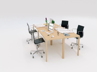 Deskify - Social Distance proof desk splitter sustainable desk splitter office social distance deskify