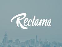 Reclama redesign