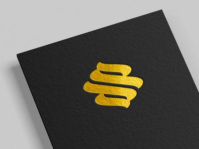 SS Logo Mark logotype lettering logo design beeldmerk mark logo mark ss logo