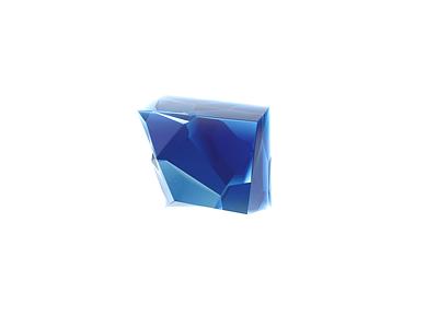 Artificial Sapphire graphicdesign design illustraion c4d motion animation aep 3d