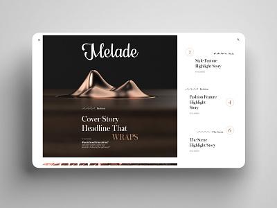 Editorial TOC creative uiux webdesign editorial luxury interface inspiration elegant bold web minimalism ux ui function grid geometry clean app
