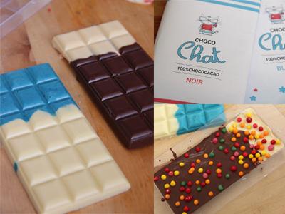 Choco chat culinaryarts chocolate food branding packaging