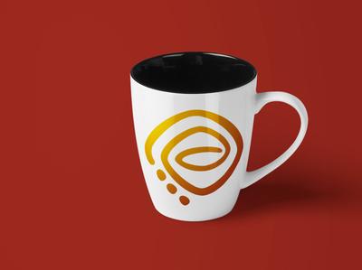 Ecoparque project mug pattern design logodesign logos