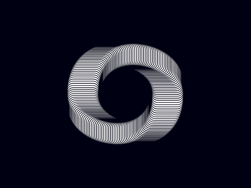 Experimenting with shapes typogaphy icon typography illustration vector minimal logodesign typo logo design