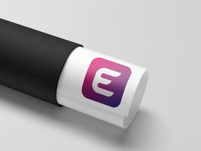 E Letter  Logo Design icon design app logo wordmark logo letter logo design creative design design logoart logotype branding brandidentity logodesign logo creative logo