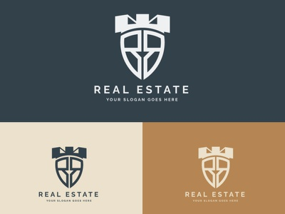 Real Estate Logo logodesign luxury logo luxury royal logo royal palace house logo home logo construction logo construction property logo property realtor logo realtors realtor real estate branding real estate agency real estate agent real estate logo real estate